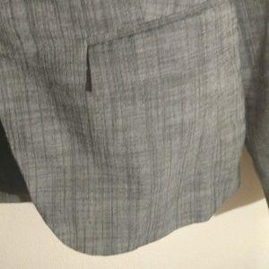 Apt. 9 Jackets & Coats - Gray Blazer